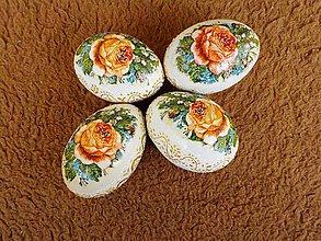 Dekorácie - Veľkonočné vajíčka - 10555278_