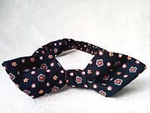 Ozdoby do vlasov - Romantická vintage Pin Up čelenka - 10554790_