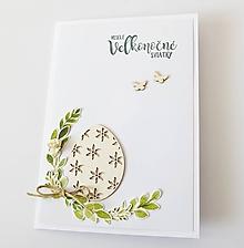 Papiernictvo - pohľadnica veľkonočná - 10553453_