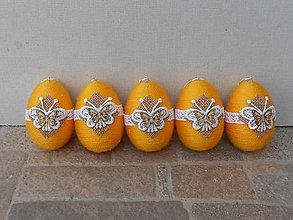 Dekorácie - veľkonočné vajcia - 10554844_