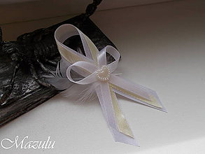 Pierka - svadobné pierko X. - 10554619_