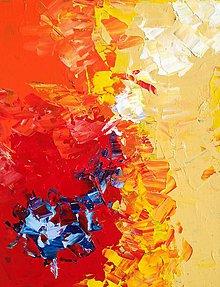 Obrazy - Abstrakcia - 10555906_