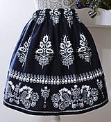 Folklórna suknička-dámska