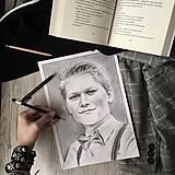 Kresby - Portrét na objednávku - 10555030_