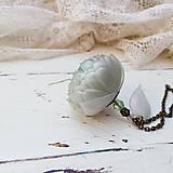 Náhrdelníky - Mint- náhrdelník z PET  - 10553329_