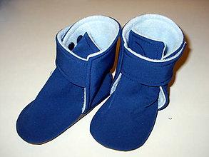 Topánočky - softshellové čižmičky do nosiča - 10556029_