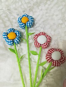 Dekorácie - Kvety, ktoré nezvednú - 10553106_