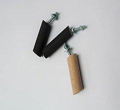 Nábytok - Vešiaky kolíky, metrický závit - 10554207_