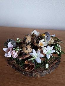 Dekorácie - Vtáčí úlet - 10552883_
