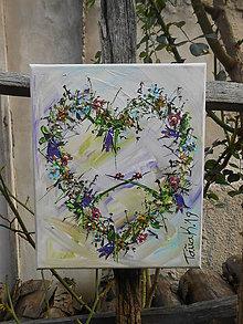 Obrazy - Z láskou uvité - 10555021_