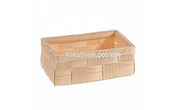 Polotovary - Košík 210x130cm - 10555462_