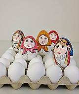 Dekorácie - husacie vajíčko - MARiŠA - 10553767_