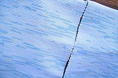 Úžitkový textil - Tkané koberce bielo-modro-žlto-oranžové 2 ks - 10553073_