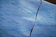 Úžitkový textil - Tkané koberce bielo-modro-žlto-oranžové 2 ks - 10553085_