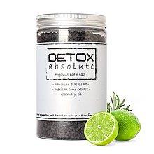 Drogéria - DETOX absolute - detoxikačná havajská soľ do kúpeľa - 10556442_