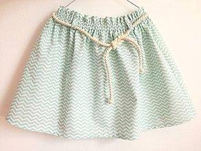 "Detské oblečenie - Dievčenská suknička ""SAILOR"" - 10556899_"