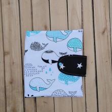 Detské doplnky - Plienkovník veľryba - 10558145_