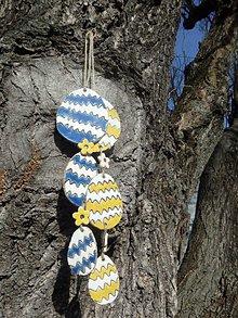 Dekorácie - DSS Integra: Veľkonočné vajíčko - 10558080_