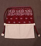 Batohy - Softshell folk ruksak - 10559908_