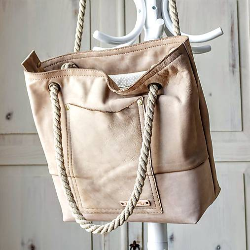 Casual leather bag No.2