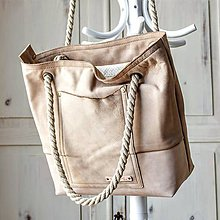 Kabelky - Casual leather bag No.2 - 10557994_