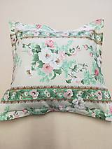 Úžitkový textil - vankúš - romantika - 10557633_