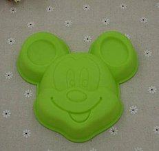 Pomôcky/Nástroje - Forma Mickey Mouse - 10556857_