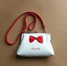 Detské tašky - olive - 10558209_