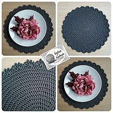 Úžitkový textil - romantická čipka - 10561147_