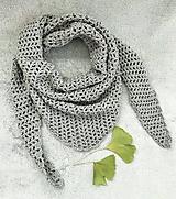 Šatky - Šatka / šál - 10561883_