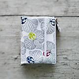 Papiernictvo - SIUS blok A6 - biely so šedou potlačou - 10560377_