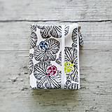 Papiernictvo - SIUS blok A6 - biely s čiernou potlačou - 10560451_