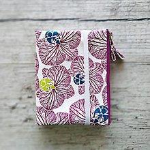 Papiernictvo - SIUS blok A6 - biely s ružovou potlačou - 10560429_