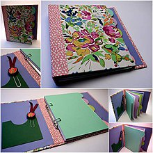 Nezaradené - Zápisník Květy - 10563021_