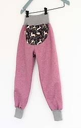 """Detské oblečenie - Softshellky """"jelni nelení"""" - 10561003_"""