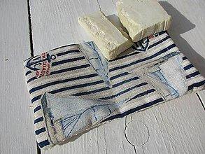 Úžitkový textil - Hubka na umývanie-peelengová - 10560343_