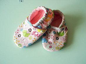Topánočky - capačky  (16-17) - 10560399_