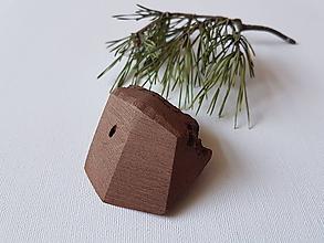 Odznaky/Brošne - Brošňa Borovicový úkryt - 10560572_