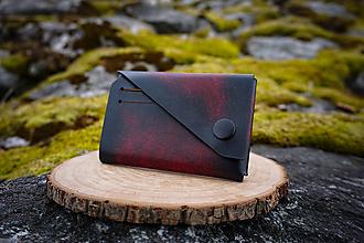Peňaženky - Mini peňaženka - 10560661_