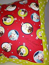 Textil - Vankúšik zajkový - 10560771_