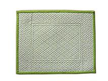 Úžitkový textil - Prestieranie zeleno-červené - 10564633_