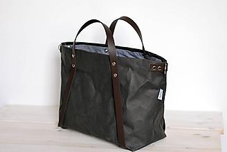 Veľké tašky - Kabelka - taška na kočík (väčšia) - 10566356_