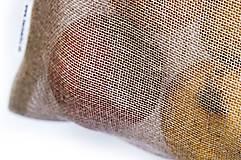 Úžitkový textil - Nákupné vrecko 100% ľan - 10565054_