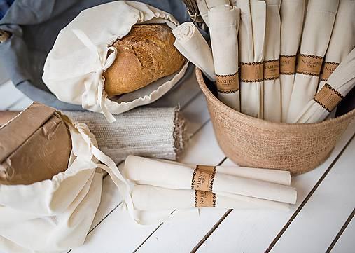 Nákupné vrecko 100 % bavlna (Vrecko bavlnené malé)