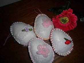 Dekorácie - Veľkonočné vajíčko. - 10563813_