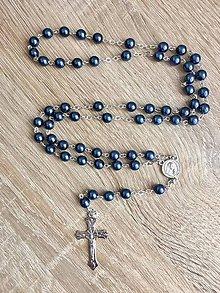 Iné šperky - Ruženec 18 - 10566407_