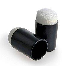 Pomôcky/Nástroje - Tupovacie štetce penové, prstové 2 ks - 10565044_
