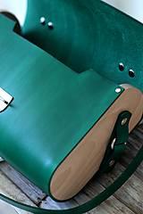 Kabelky - Kabelka na rameno HANDY BAG GREEN - 10564146_