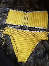 Žlté plavky