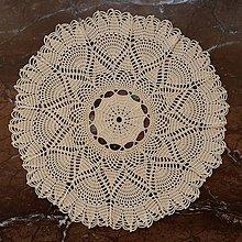 """Úžitkový textil - Čipka """"Tulipán"""" - 10565905_"""